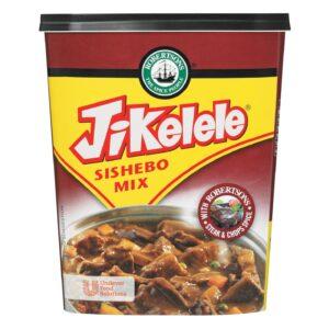 Jikelele Steak and chops