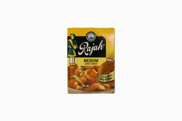 Rajah Medium Curry 100g