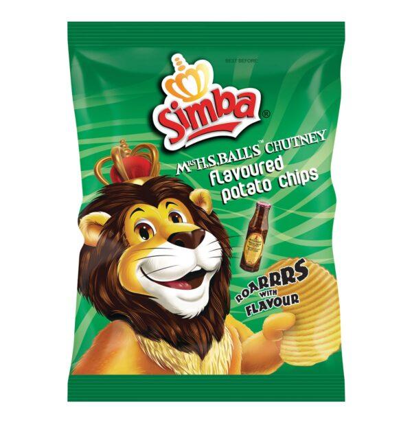 Simba Chutney